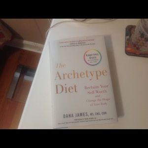 Other - NEW Archetype diet book